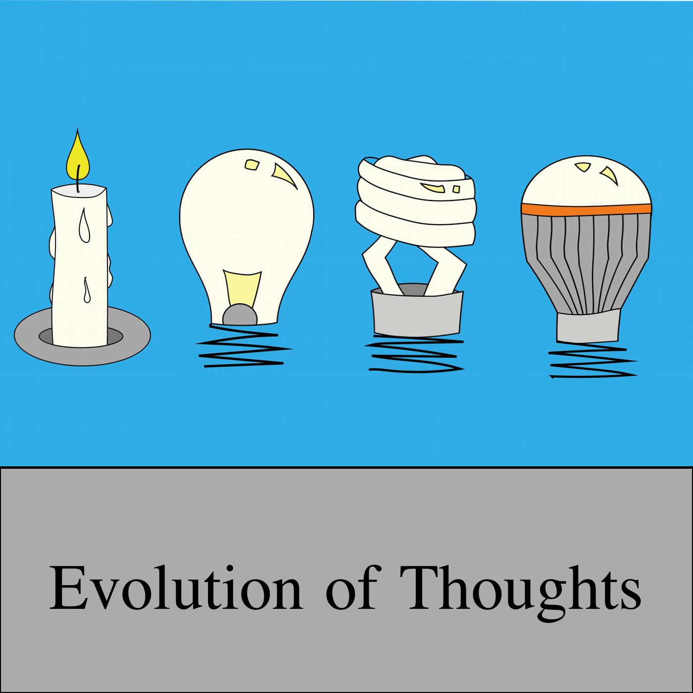 Podcast - Evolution of Thoughts
