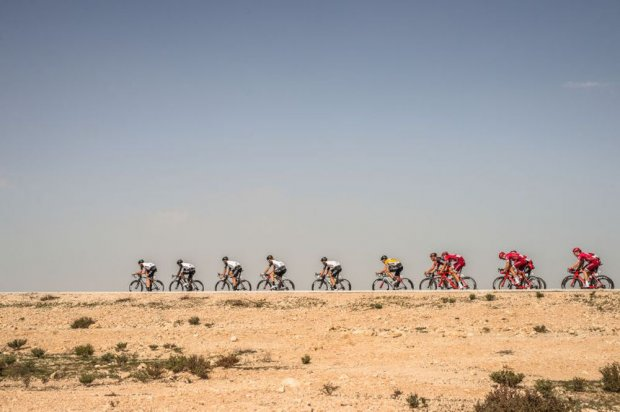 Quatar in February - the perfect preparation for the European Spring Classics.