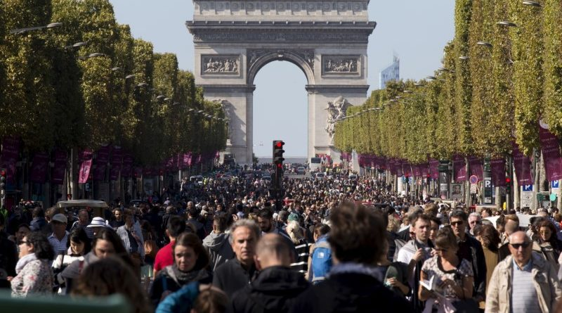 Paris car-free in 2015