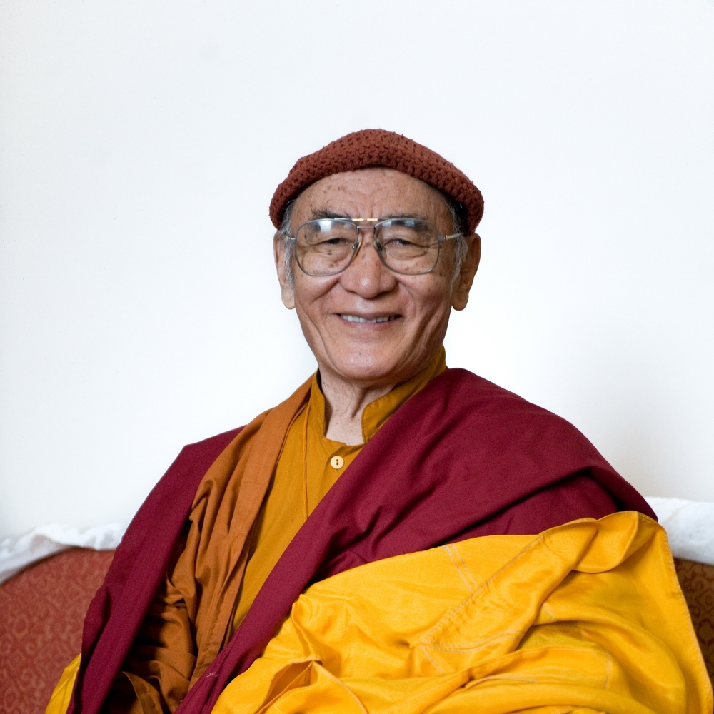 Karma Thinley Rinpoche - Grand Master of Dechen