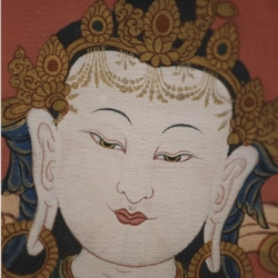 Deity Yoga in Vajrayana