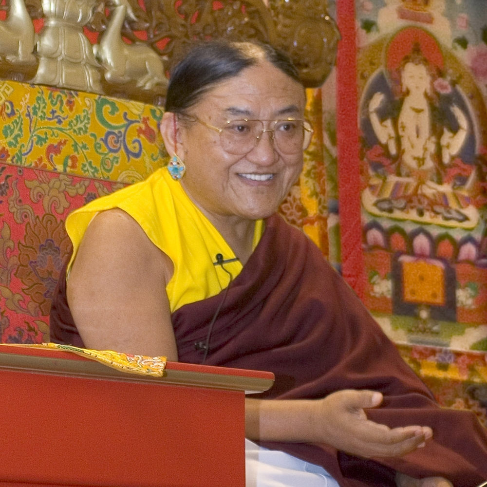 HH the 41st Sakya Trizin