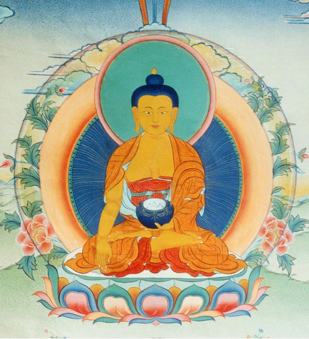 Lord Buddha Shakyamuni