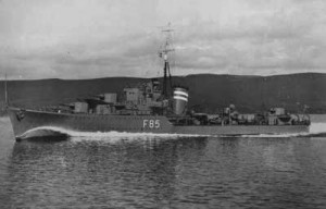 Built by: Yarrow Shipbuilders Ltd. Scotstoun, Laid Down: 20 Sept 1937 Launched: 27 Oct 1938 Commissioned: 16 June 1939 Sunk: 27th February 1942 Armament: Six 4.7 inch, 45 calibre QF MKX11 in pairs, plus four 2 pdr pompom, and ten 21 inch Torpedo Tubes in two sets of five. Displacement: 1690 tons as designed but actually 2330-2380 tons during WW11, and later at deep load 2550 tons Speed: 36 knots Complement: 183-218 Battle Honours: Mediterranean 1941 and Malaya 194