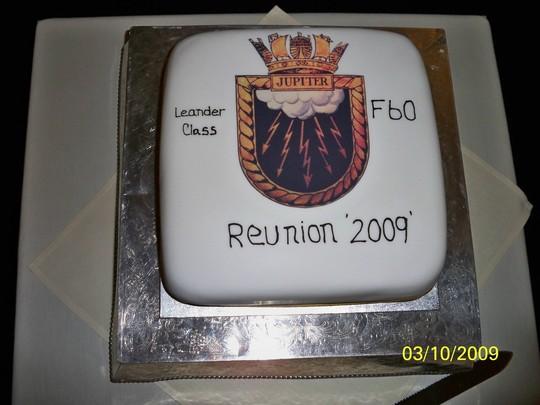 REUNION 2009: Anniversary Cake