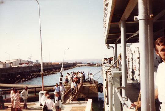 Djibouti - Aden Refugees 1986