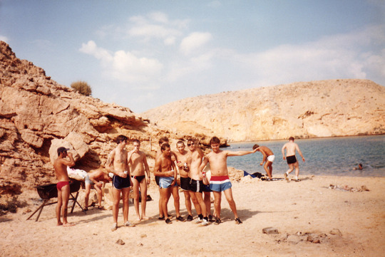 Stokers Banyan Oman '85