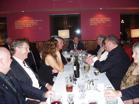 Reunion & AGM 2008 - Middlesbrough
