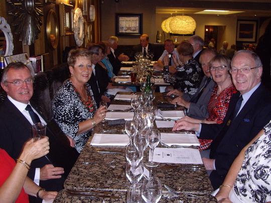 Reunion Dinner 2014
