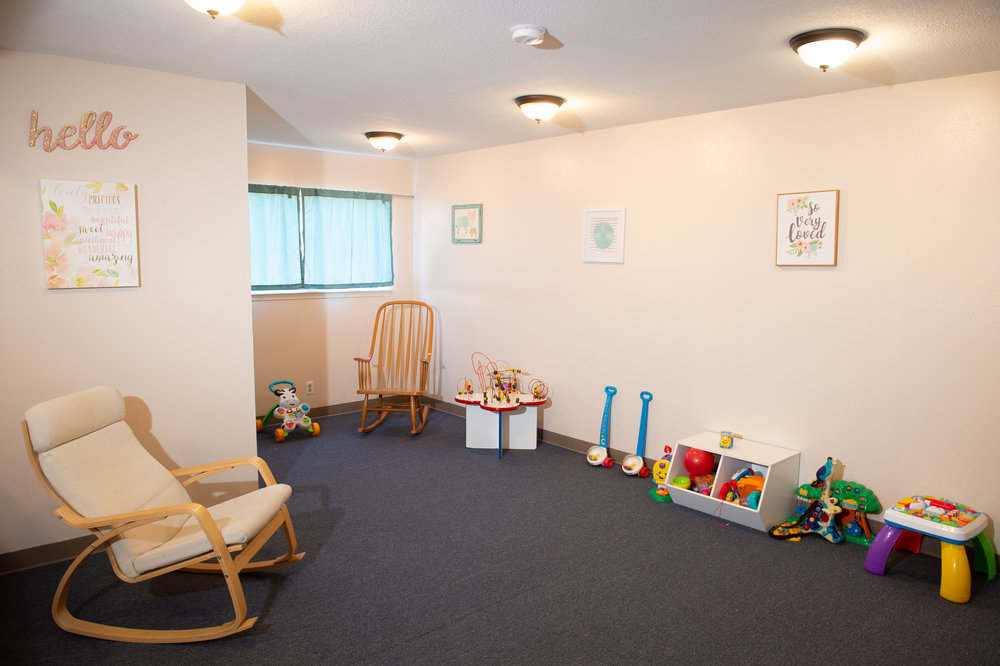 Our Toddler Nursery - For Babies Just Beginning to Walk