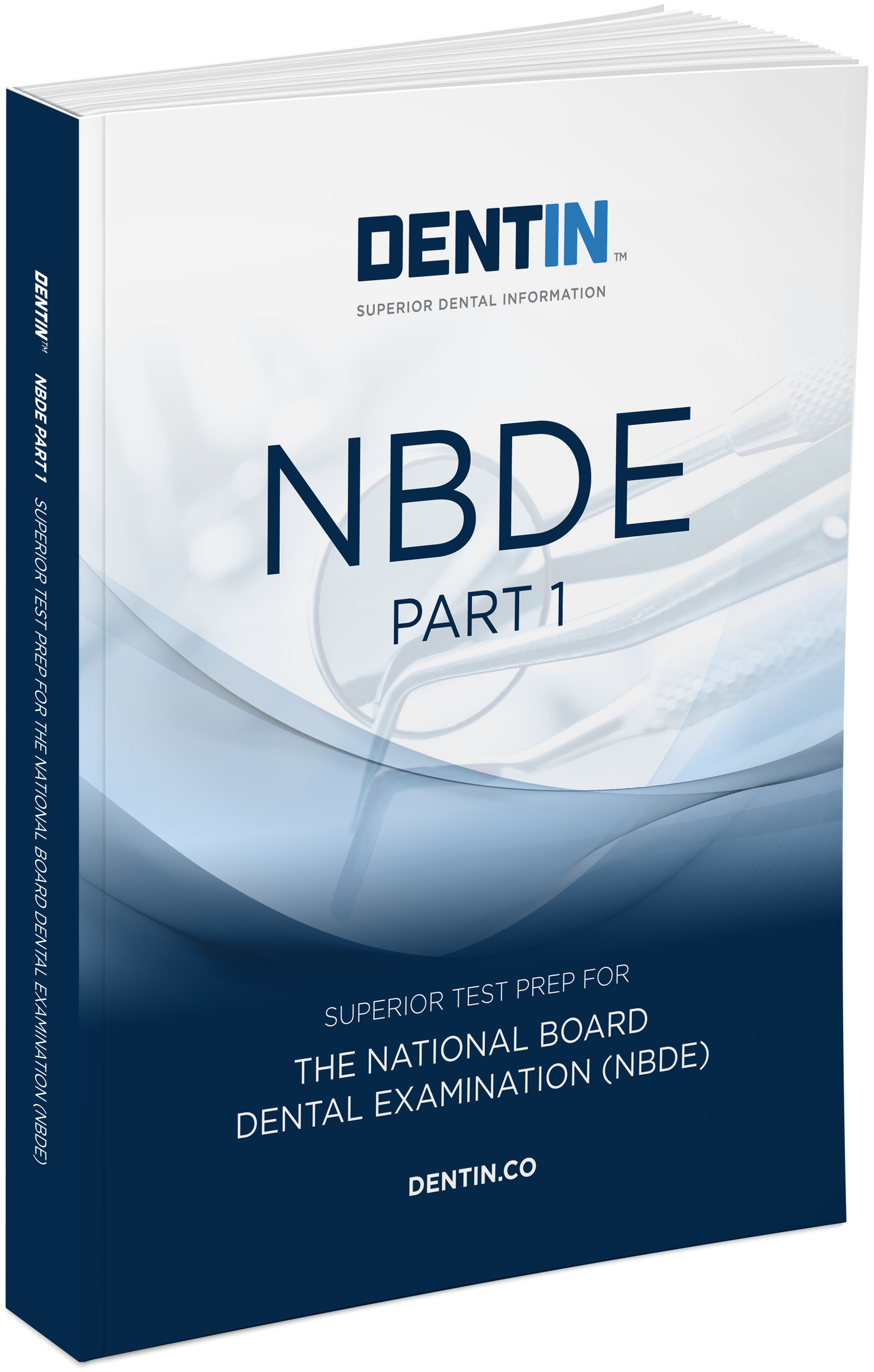 NBDE PART 1 (with Free Ebook) 2019 — Dentin | The Leader in Dental Exam  Preparation