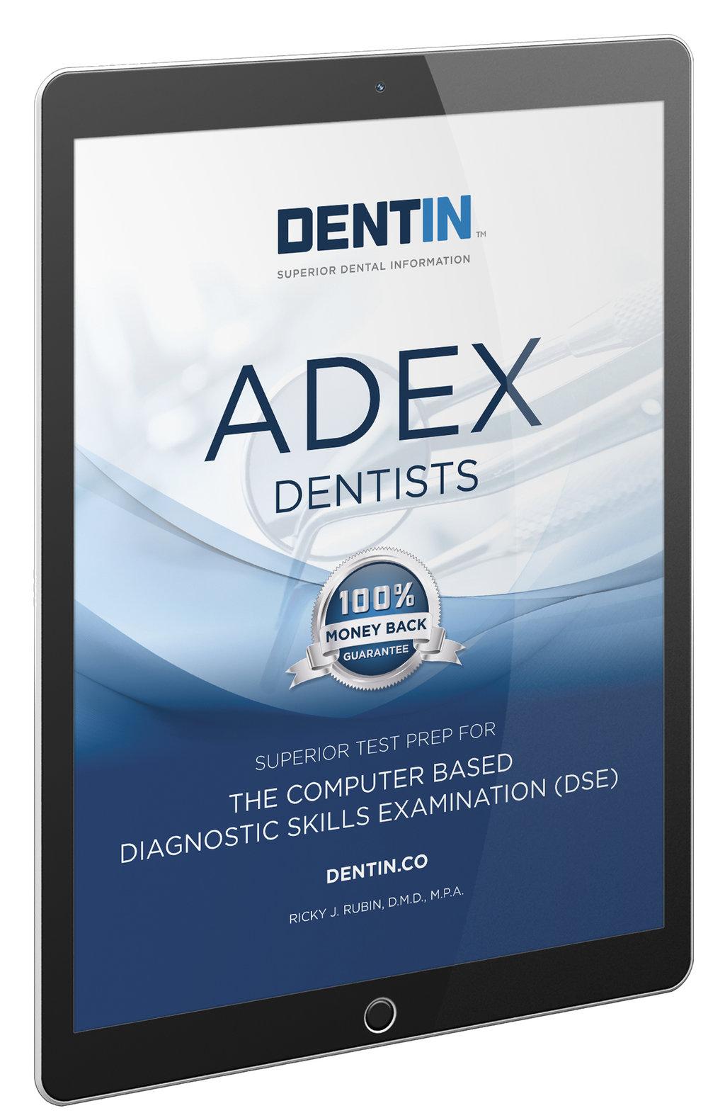 Dentin adex dentists: d. M. D, m. P. A. Rick j. Rubin: 9780996365529.