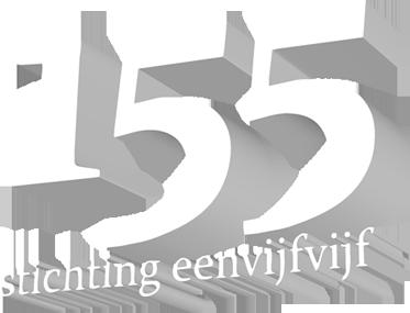Stichting eenvijfvijf LOGO(3D)