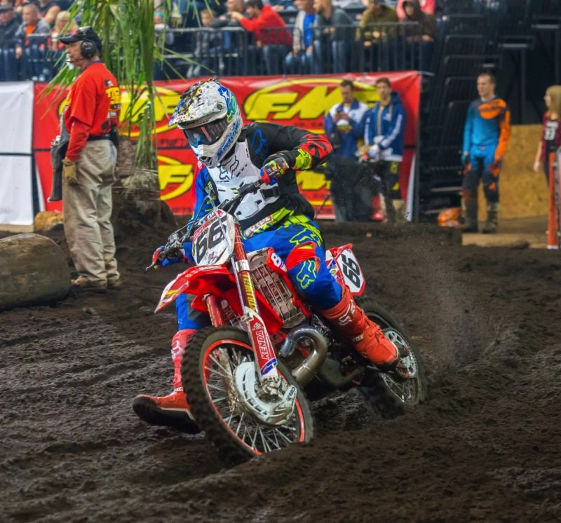 Ty Cullins will make a switch from a 300 to a 250 RR for 2016. Photo by Drew Ruiz.