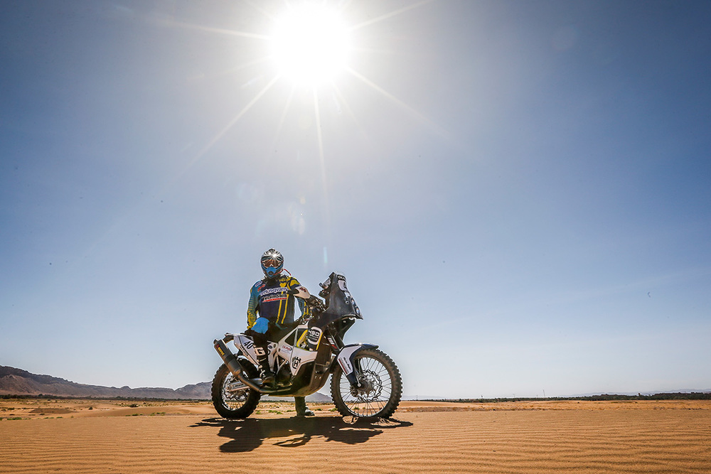Alexander Smith Dakar 2016
