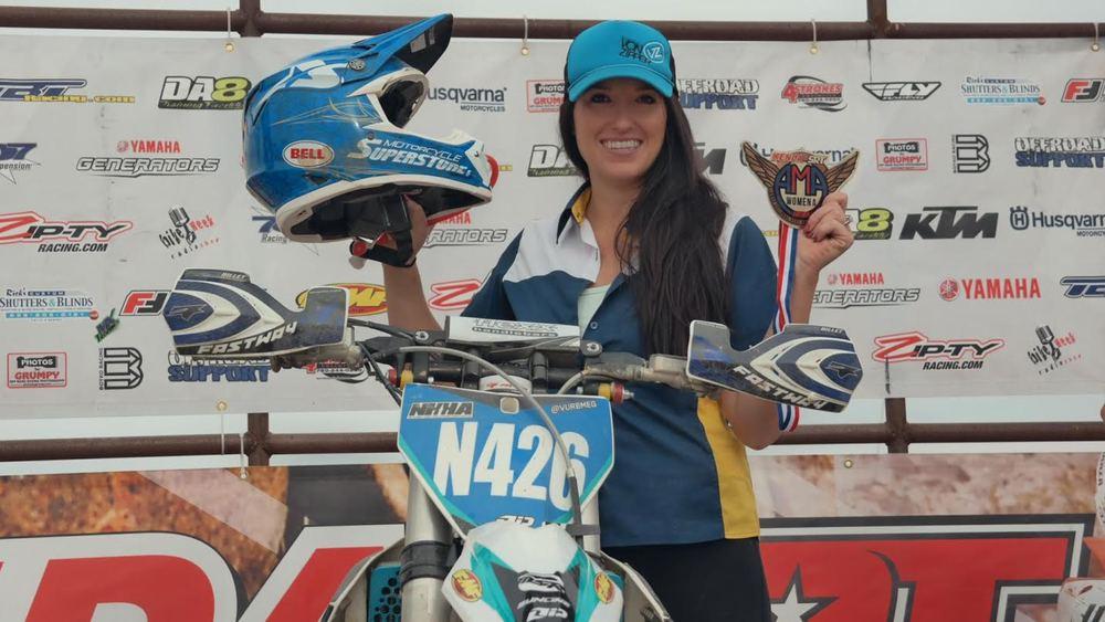 Meg 2015 NHHA Champion
