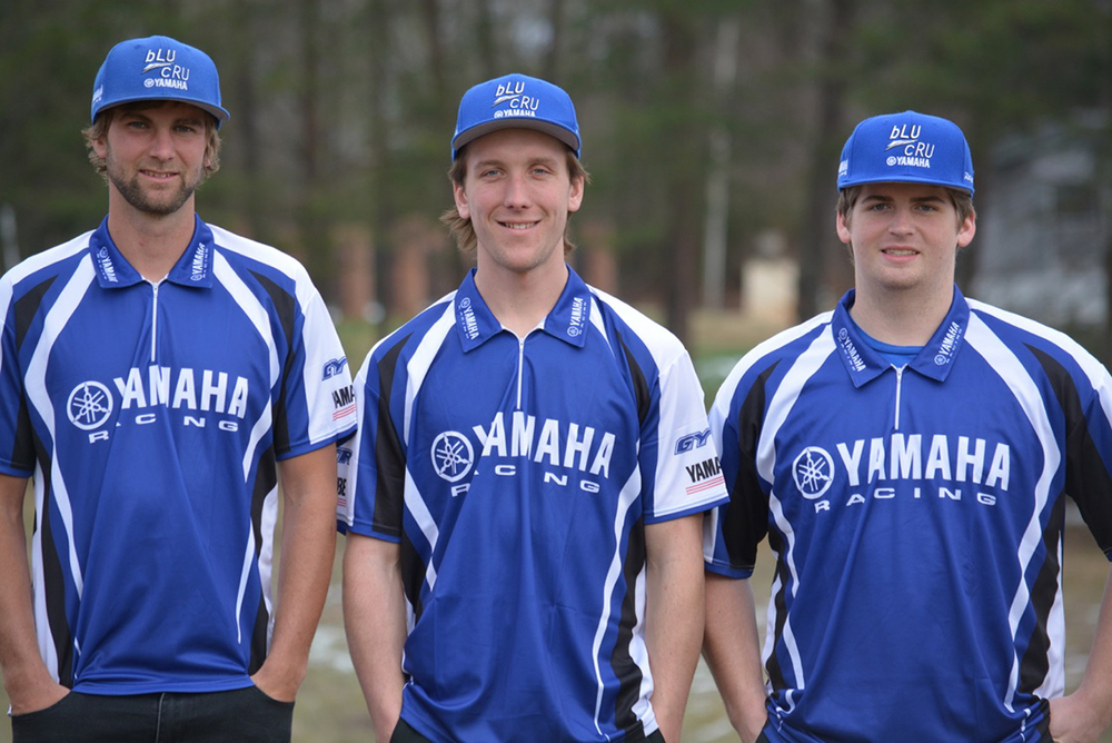 L to R: Daniel Milner, Nick Davis, and Grant Baylor.