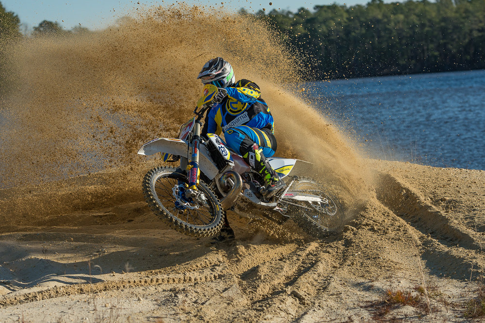 2014 National Enduro Champion Andrew Delong is looking forward to getting back on the winning track in 2017.