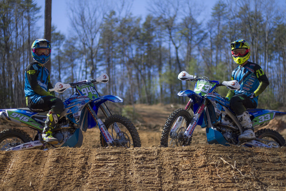 Trevor Barrett and Braxton McGee will lead the team and both will race the XC2 class.