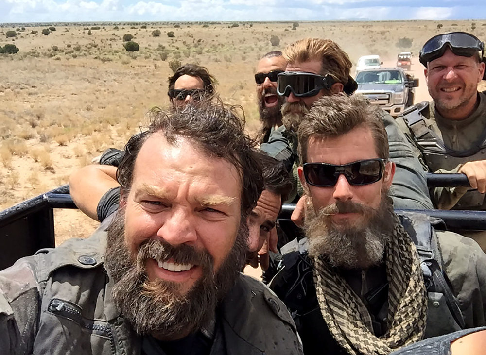 "FMX pioneer Kenny Bartram (left) and Chris Denison on the set of  Logan . Guess which beard is fake?       Normal   0           false   false   false     EN-US   JA   X-NONE                                                                                                                                                                                                                                                                                                                                                                                                                                                                                                                                                                                                                                                                                                                                                                                                                                                                          /* Style Definitions */  table.MsoNormalTable 	{mso-style-name:""Table Normal""; 	mso-tstyle-rowband-size:0; 	mso-tstyle-colband-size:0; 	mso-style-noshow:yes; 	mso-style-priority:99; 	mso-style-parent:""""; 	mso-padding-alt:0in 5.4pt 0in 5.4pt; 	mso-para-margin:0in; 	mso-para-margin-bottom:.0001pt; 	mso-pagination:widow-orphan; 	font-size:12.0pt; 	font-family:""Cambria"",serif; 	mso-ascii-font-family:Cambria; 	mso-ascii-theme-font:minor-latin; 	mso-hansi-font-family:Cambria; 	mso-hansi-theme-font:minor-latin;}"