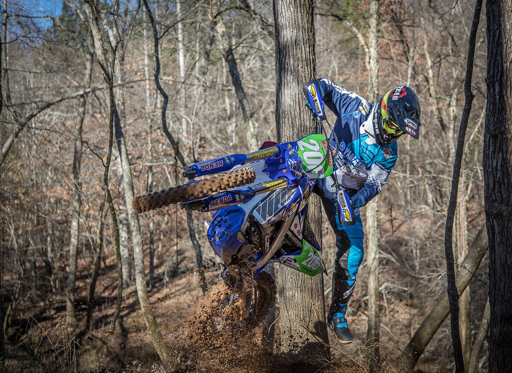 Toth hopes to return to the ISDE in 2017 with the Jr. Trophy Team. Photo: AmPro Yamaha/Ken Hill.