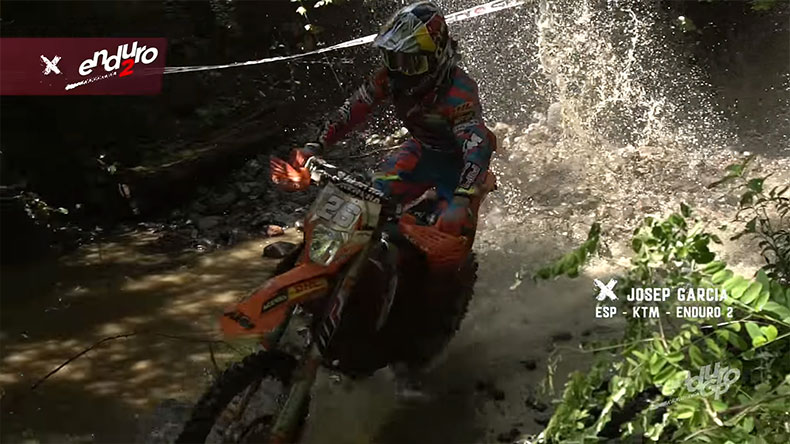 Video Buzz: - EnduroGP Hungary Highlights