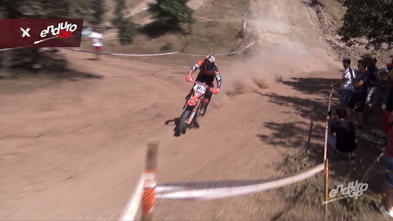 Video Buzz: - EnduroGP of Greece Highlights