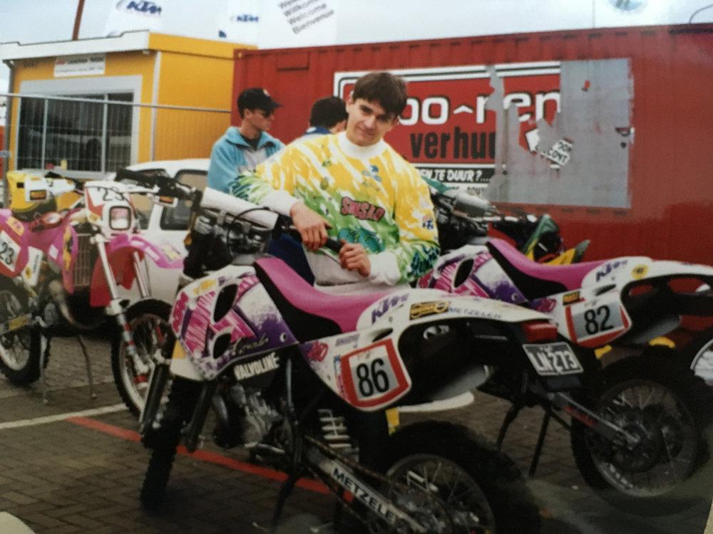 1993 Holland ISDE. Photo: Shane Watts.