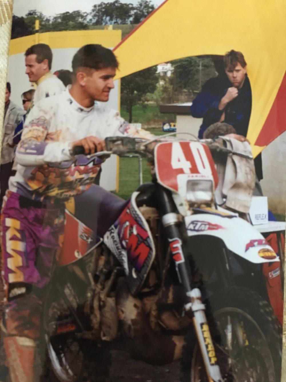 1995 A4DE Traralgon. Photo: Shane Watts.
