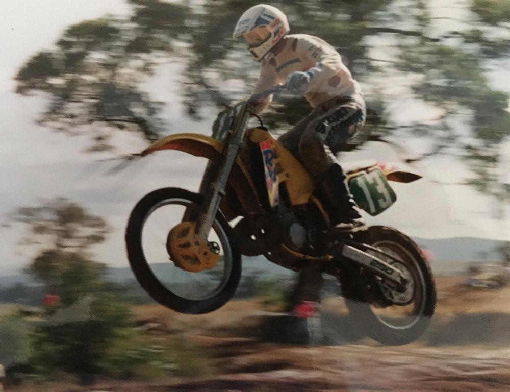 Newry MX 1992. Photo: Shane Watts.