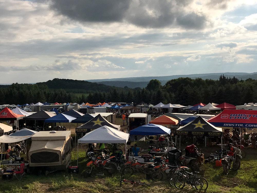 Woodstock? Nope, the the 24 Hour Northeast Challenge.