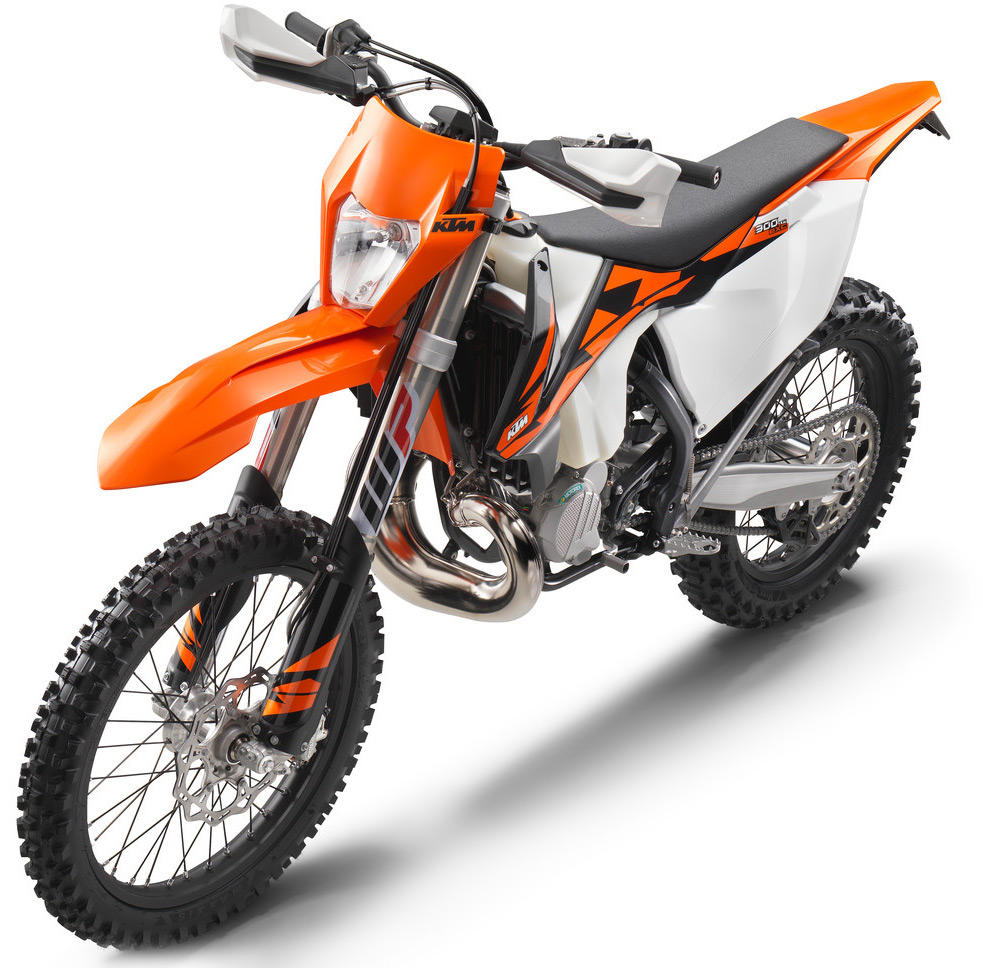 I certainly didn't see this one coming. Photo: KTM USA.