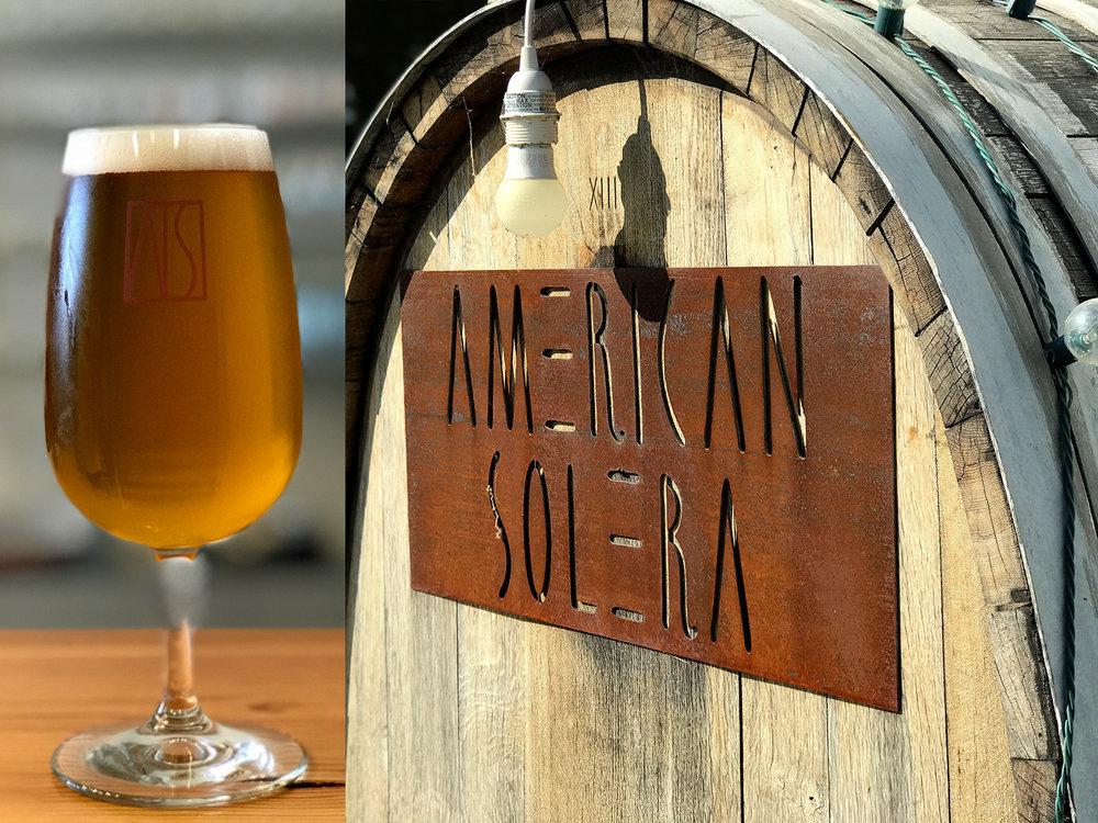American Solera Brewing is making amazing oklahoma craft beer.