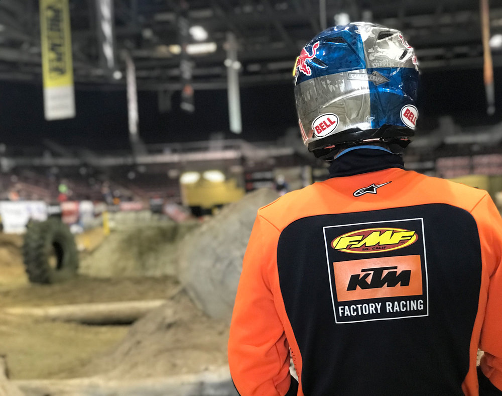 Look for Cody Webb at more extreme stuff in the U.S. next year including events like the Rev Limiter Extreme, Battle of the Goats, and Tough Like RORR.
