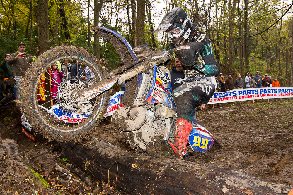 Young gun Cody Barnes finished third overall. John Gasso photo.