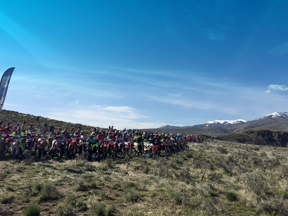 Clubs the NHHA work with can host one event or the other and alternate over the years. For example, in 2018, instead of the Murphy, Idaho Hare and Hound the West hare Scramble Series will visit Idaho.