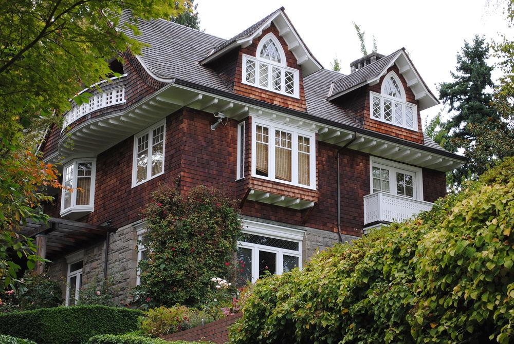 Kurt Cobain's home in Seattle, WA