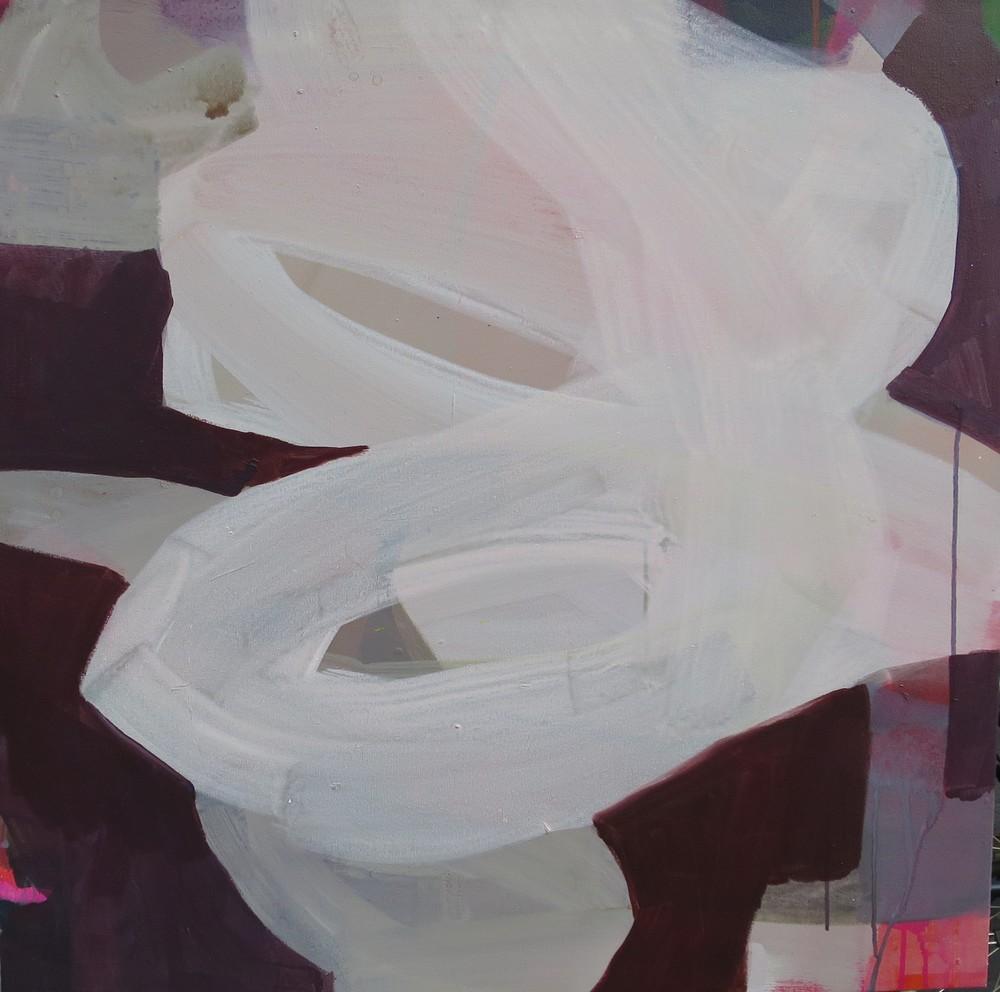 Uten tittel Maleri 60 x 80 cm