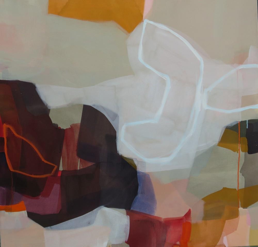 Uten tittel Maleri 120 x 80 cm