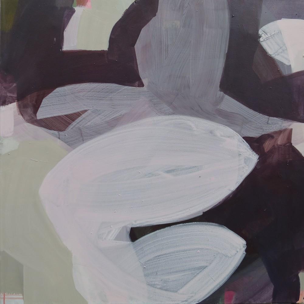 Uten tittel Maleri 120 x 160 cm