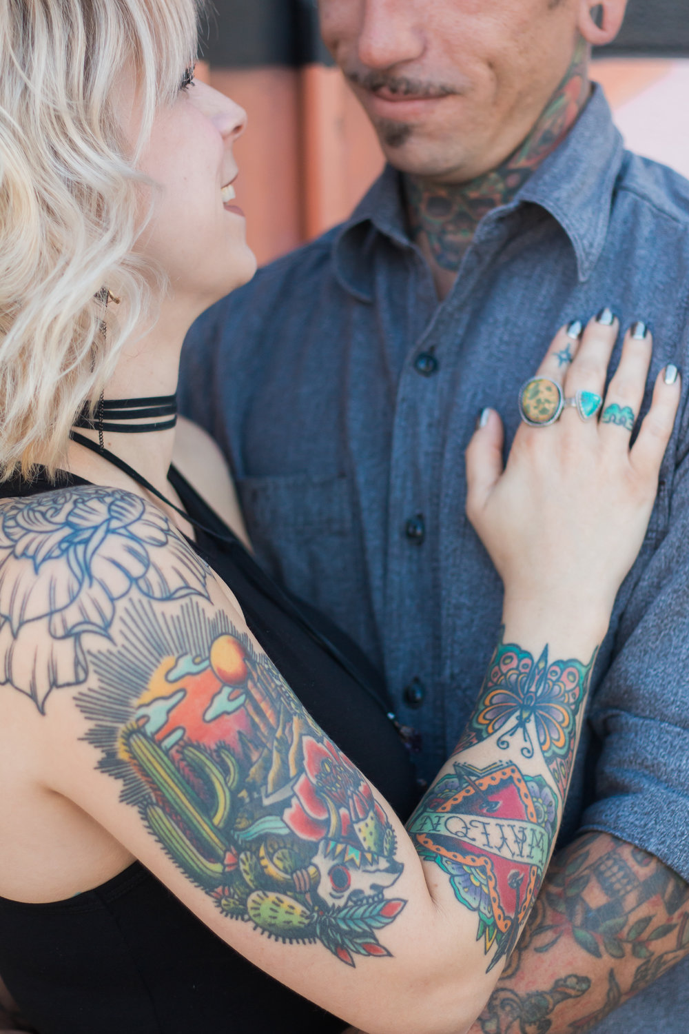 Kate-Alison-Photography-Las-Vegas-Tattooed-Engagement-Session