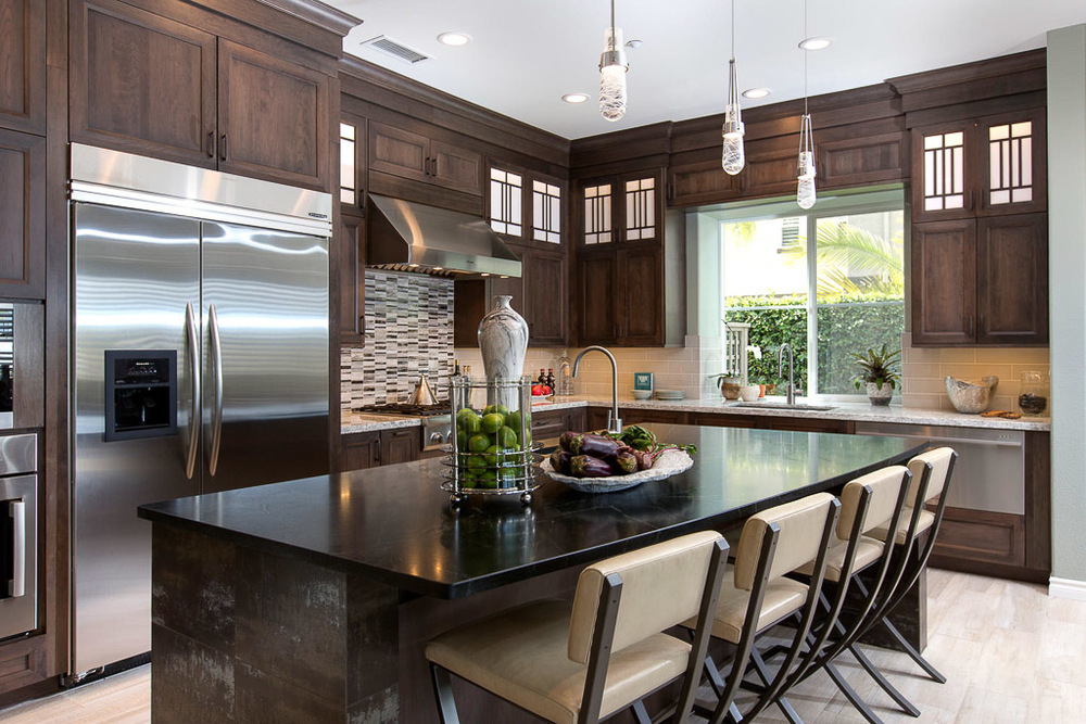 Encinitas La Costa Transitional Kitchen