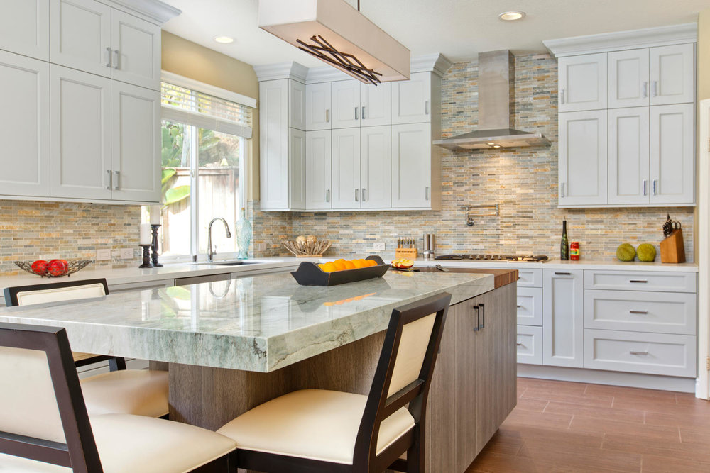 Carlsbad Entertainer's Open Concept Kitchen