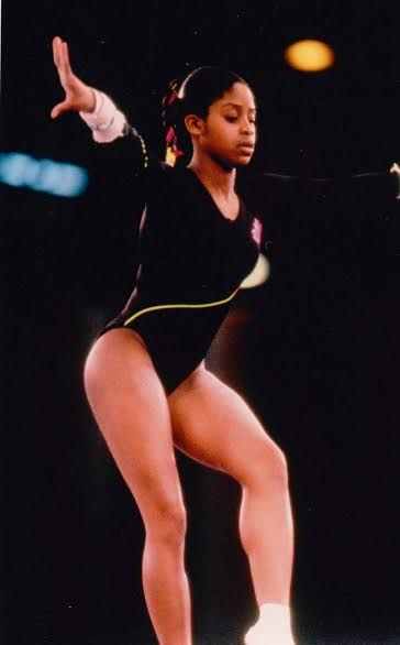 Stella Umeh remains one of the most successful Canadian gymnasts.