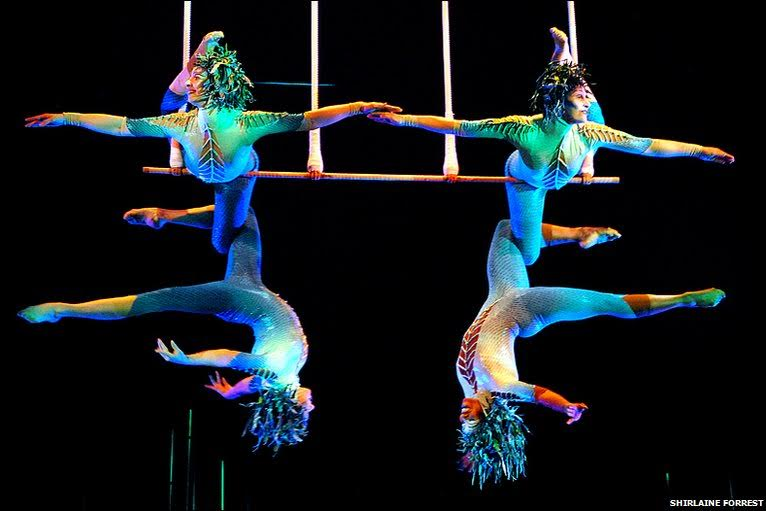 After graduating from UCLA, Umeh was featured on the Emmy-award-winning docuseries Fire Within which followed the creation of Cirque du Soleil's Varekai.
