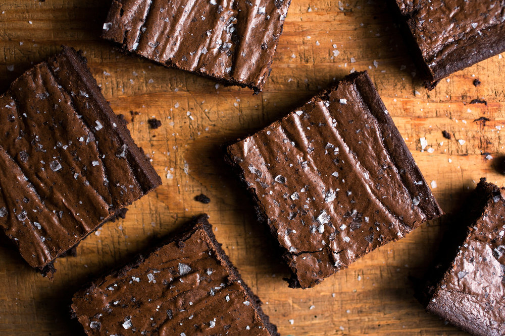 THE BEST BROWNIES YOU WILL EVER HAVE -