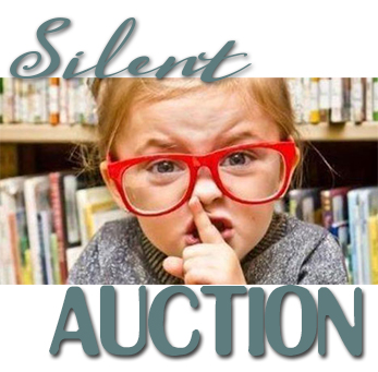 Bid for beautiful literary themed art and gift baskets. Donate a SILENT AUCTION item today!