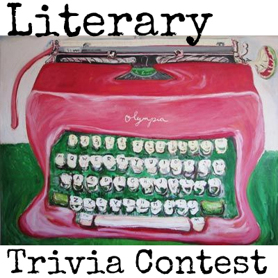 Let your inner bibliophile shine as you compete in our literary trivia contest. Questions promise to challenging, but answerable!