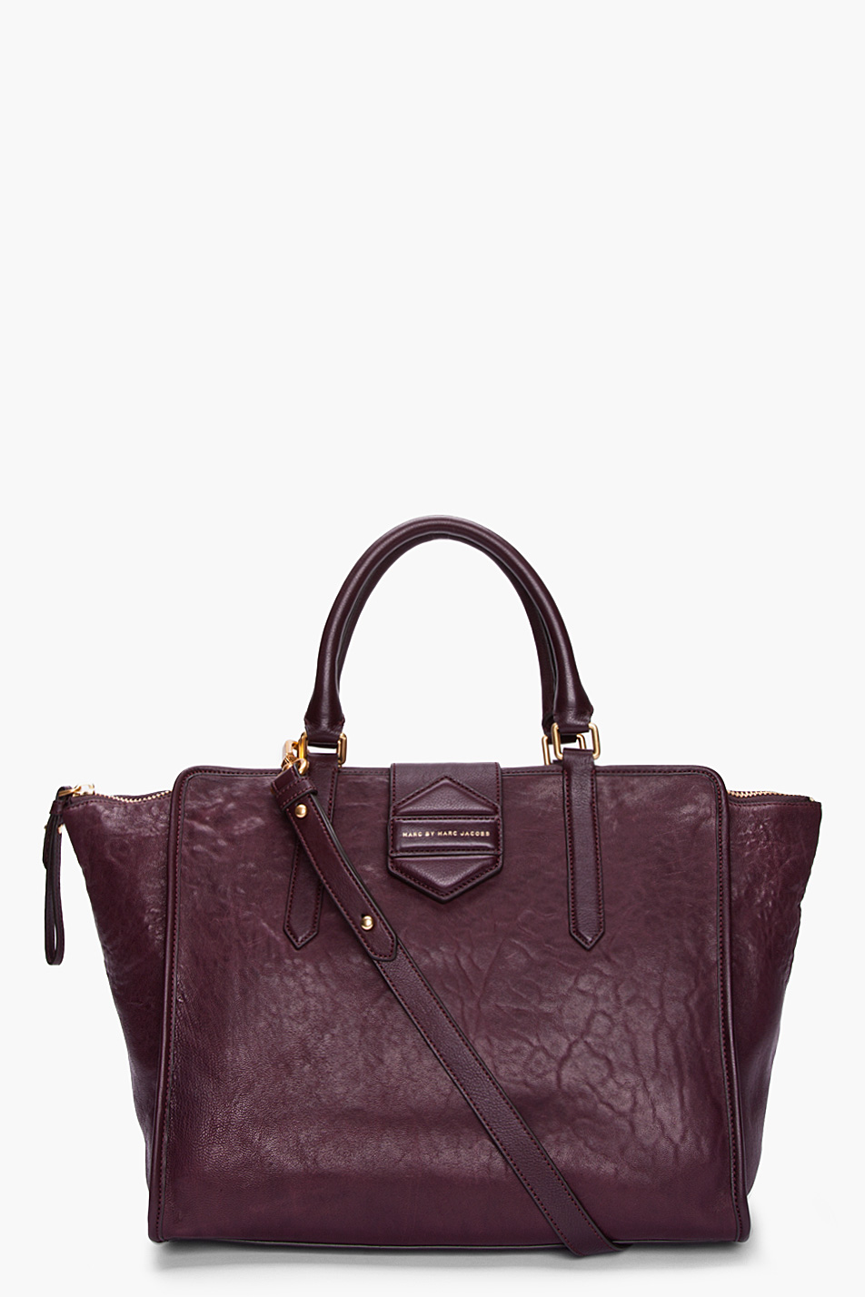 Shut Up I Love This Marc Jacobs Leather Tote