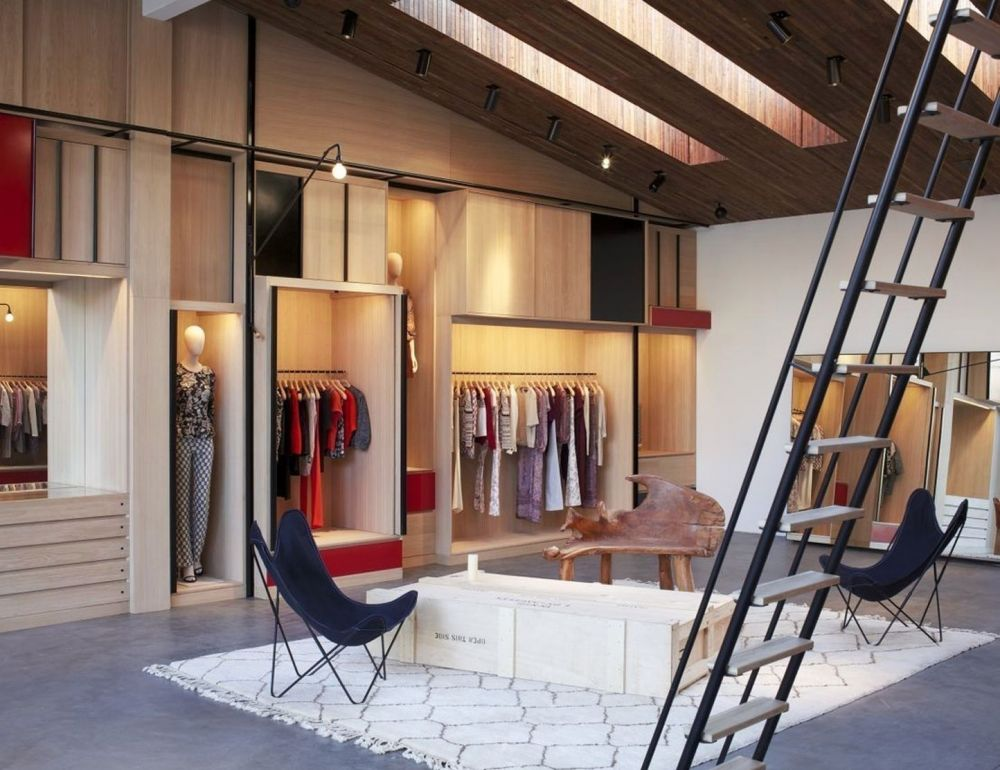 Isabel Marant Store Los Angeles